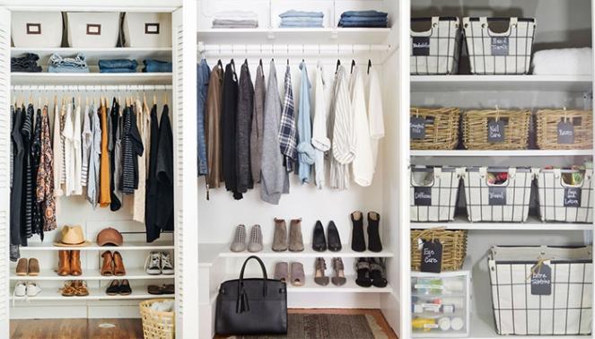 pinterest closet lies